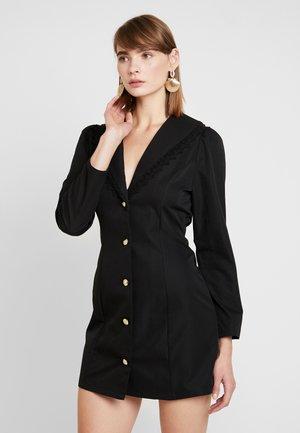 SWEETIE BLAZER DRESS - Denní šaty - black