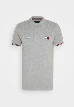 LOGO - Poloshirts - grey