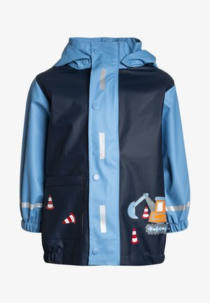 Veste imperméable - blau