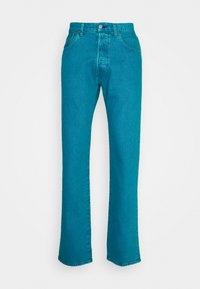 Levi's® - 501® BIRTHDAY '93 STRAIGHT - Jean droit - blue eyes turquoise - 4