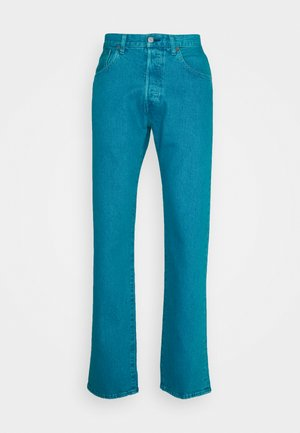 501® BIRTHDAY '93 STRAIGHT - Jeans a sigaretta - blue eyes turquoise