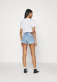 Tommy Jeans - Denim shorts - light-blue denim - 2