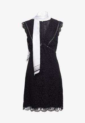 NINNARE ABITO - Koktejlové šaty/ šaty na párty - nero bianco