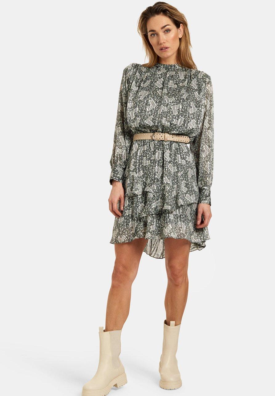 Mujer HOT PRINTED DRESS - Vestido informal