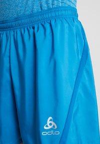 ODLO - SHORTS CORE LIGHT - Sportovní kraťasy - mykonos blue - 4