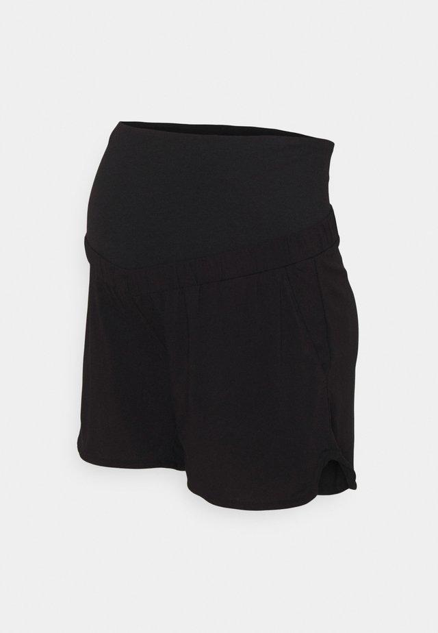 MOM KRISTIN - Shorts - black