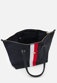 Tommy Hilfiger - POPPY TOTE CORP - Shopping bag - blue - 2
