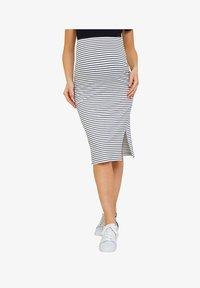 Vertbaudet - Pencil skirt - White - 1