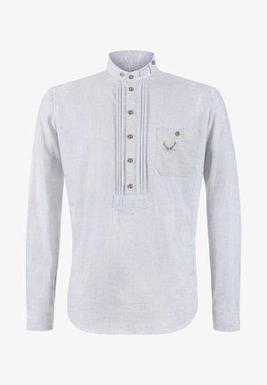 FLORI - Shirt - grau