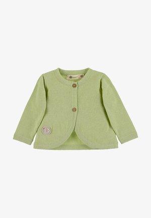 Cardigan - light green