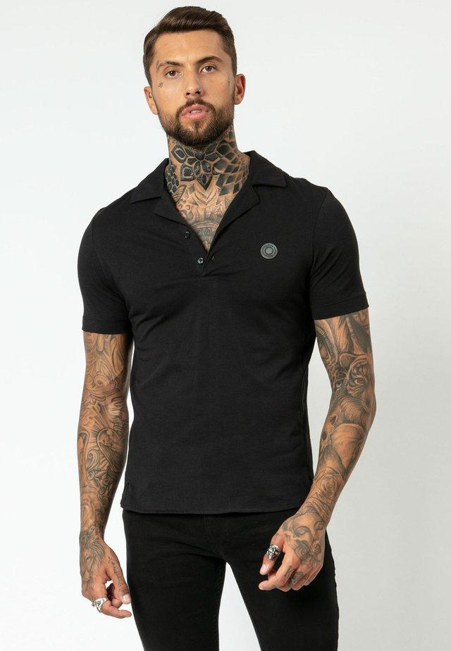 RIPLEY - Polo shirt - black