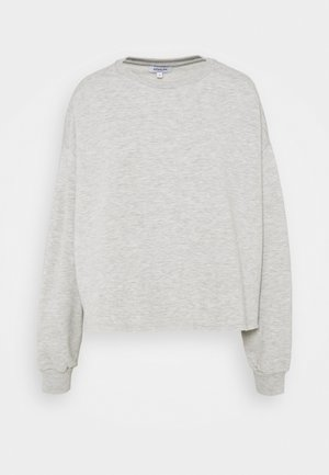 BOXY - Sweatshirt - light grey