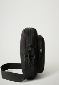 Napapijri - HAPPY CROSS POCKET - Across body bag - black - 3