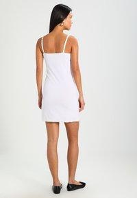 Cream - Jersey dress - chalk - 2