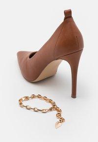 Wallis - PAISELY - High heels - tan - 5