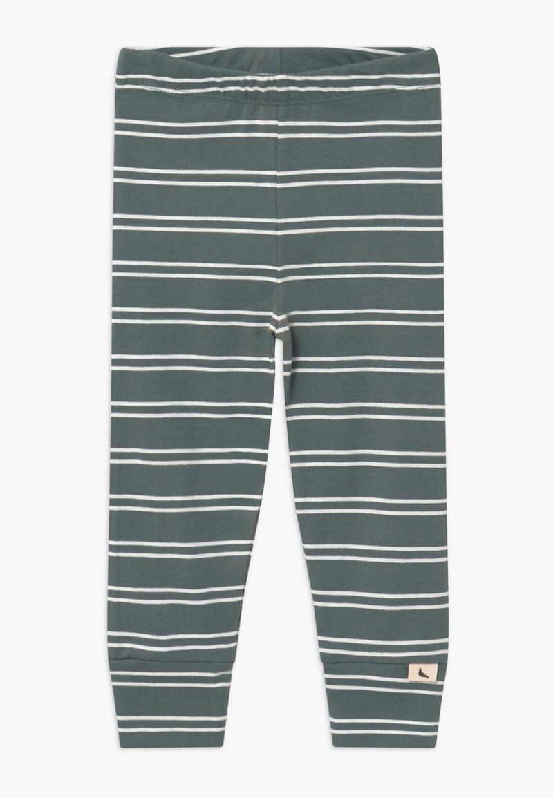 Turtledove - STRIPE - Leggings - Trousers - steel