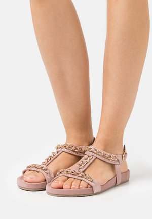 SO SERIOUS - Sandals - rosa