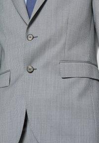 Tommy Hilfiger Tailored - SUIT SLIM FIT - Oblek - grey - 8