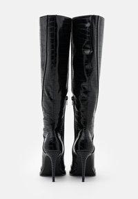 Even&Odd - High Heel Stiefel - black - 3