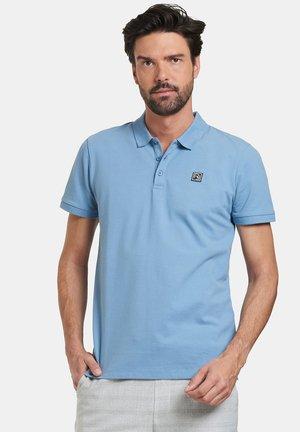TORRE POLO - Poloshirt - blue