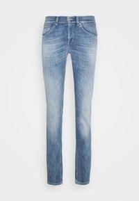 Dondup - PANTALONE GEORGE - Slim fit jeans - blue denim - 3