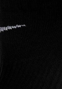Nike Performance - LIGHTWEIGHT 3-PACK - Calcetines tobilleros - black - 1