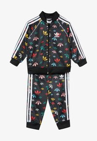 adidas Originals - SET - Bluza rozpinana - black/multicolour - 4