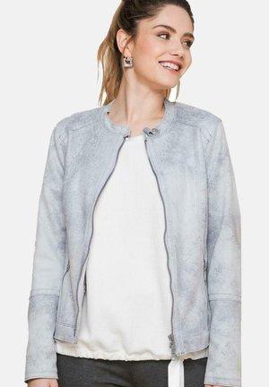 DEBBIE - Summer jacket - silver melange