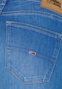 Tommy Jeans - NORA ANKLE - Jeans Skinny Fit - blue denim - 7