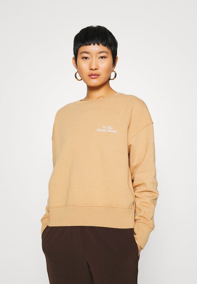 TILVINA - Sweater - beige