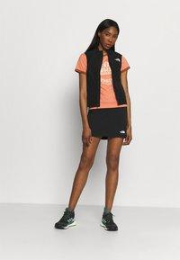 The North Face - SPEEDLIGHT SKORT - Sports skirt - black - 1