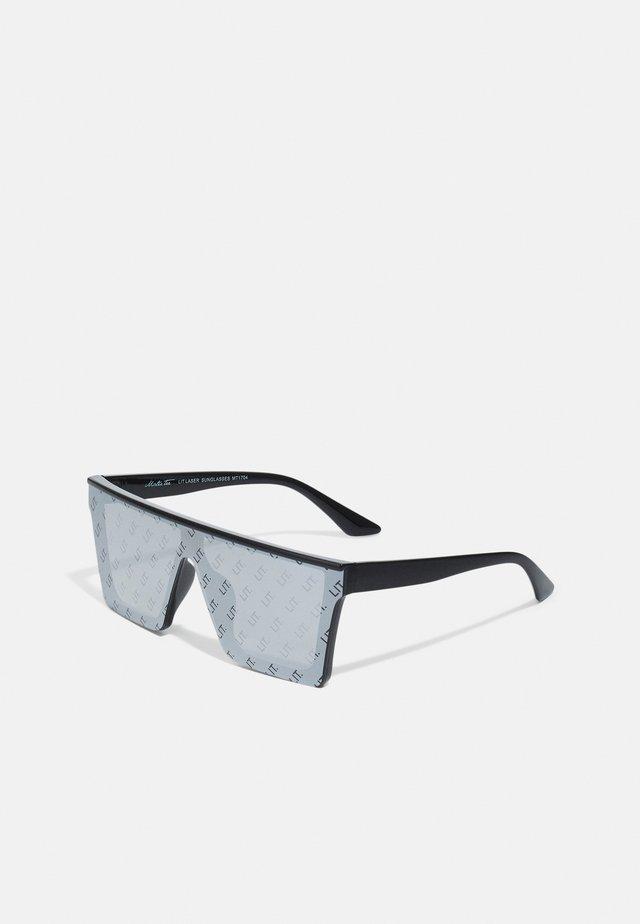LIT LASER SUNGLASSES - Occhiali da sole - black