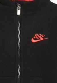 Nike Sportswear - FUTURA - Fleece jacket - black - 4