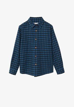 SCHOOL - Shirt - donkermarine