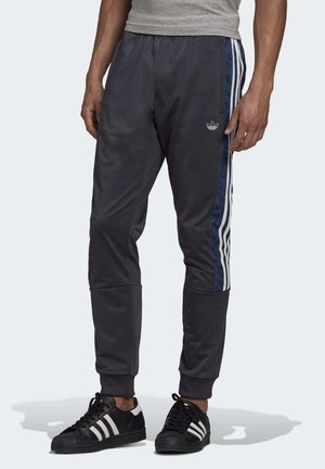 BX-20 GRAPHIC TRACKSUIT BOTTOMS - Spodnie treningowe - grey