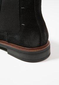 Salamander - Classic ankle boots - black - 5