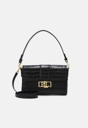 SPENCER SHOULDER MEDIUM - Handbag - black