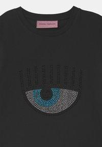 CHIARA FERRAGNI - KIDS LOGO - Print T-shirt - black - 2