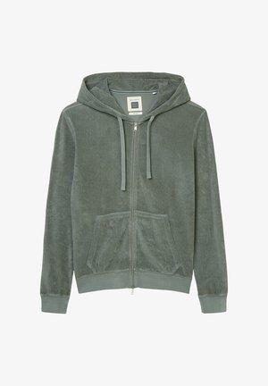 Zip-up sweatshirt - found fossil