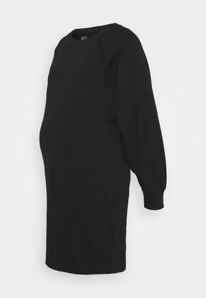 NURSING - Denní šaty - true black