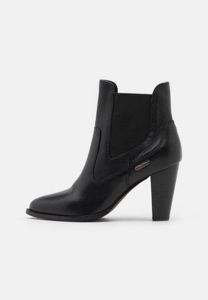 ILFORD BASIC - High heeled ankle boots - black