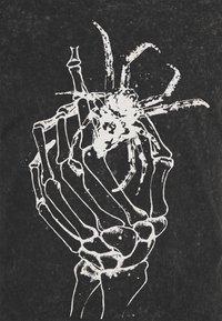 Tigha - DEAD HAND WREN - Print T-shirt - vintage black - 2