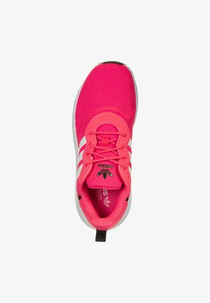ADIDAS ORIGINALS SCHUHE X PLR - Trainers - pink/white/black