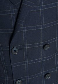 Viggo - TENN DOUBLE BREASTED SUIT - Oblek - navy - 13