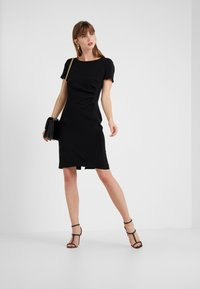 Marc Cain - Shift dress - black - 1