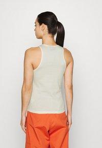 Nike Sportswear - TANK - Top - coconut milk/white - 2