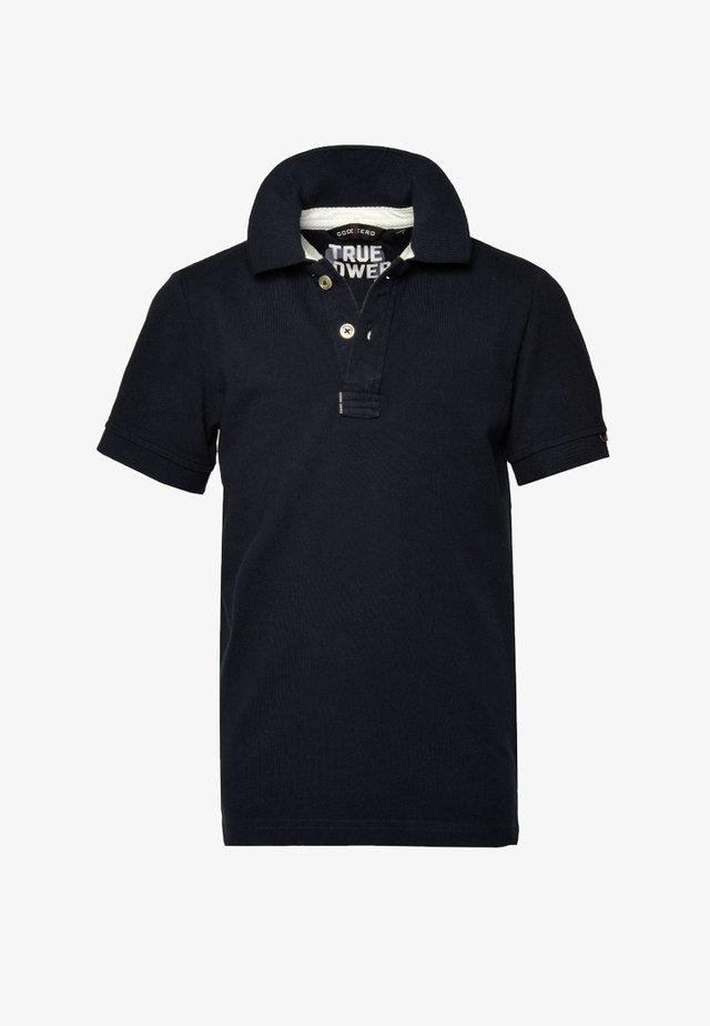 SHORE  - Polo shirt - dark blue