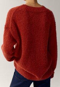 Massimo Dutti - Jumper - red - 1