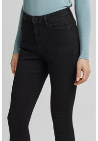 Esprit Collection - Jeans Skinny Fit - black rinse - 3