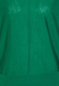 Banana Republic - CASTOFF CENTERSEAM - Jumper - luscious green - 2